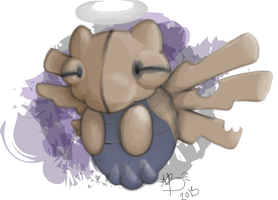 Shedinja by TechnoClove