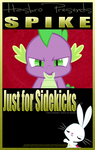 MLP : Just for Sidekicks - Movie Poster by pims1978