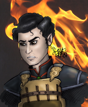 Admiral Zhao by Basty007