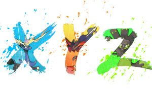 Pokemon XYZ Wallpaper! by Atluss