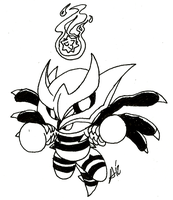 Giratina Chao by Togekisser