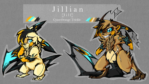 .: RC :. Jillian - Full Evo Ref by keldeos