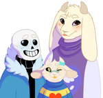 Family photo by Silcy