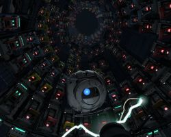 Portal 2 Screenshot by ScarySexyPrincess