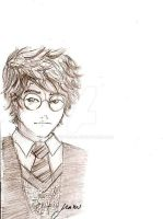 Harry Potter by emptymug