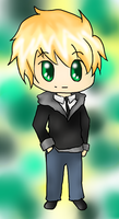 chibi request 5- Solarin by Eeveelutions95