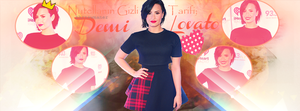 Demi Lovato by BaharNewmaner