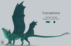 Cacophony Ref by DemonML