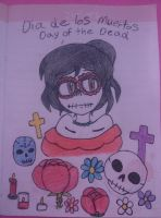 dia de los muertos (day of the dead) by bigbob101