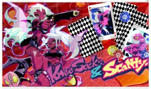 Scanty and Kneesocks MAT by Bishoujomae