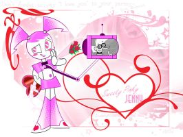 Happy Valentine 2008 by WittNV