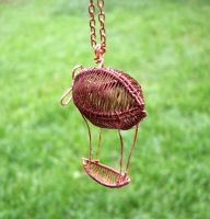 Wire Airship by mle-anne