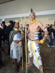 Zecora and Male Zecora by busto44