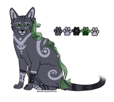 [AUCTION] - Russian blue[CLOSED] by Deestracted