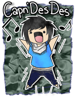 Capndesdes by HyperInLove