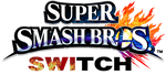 Super Smash Bros Switch (unofficial logo) by Catali2016