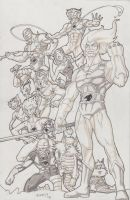 Thundercats by nerp
