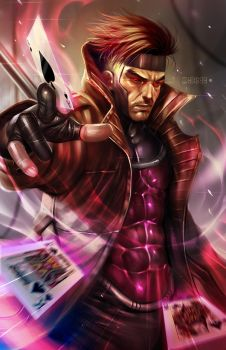Gambit by alex-malveda