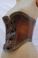 Leather work 119 - 1 by HamraBDG