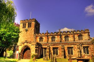 St Lawrence's Church Appleby 1 by lorni3