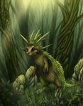 Chespin by Chaluny