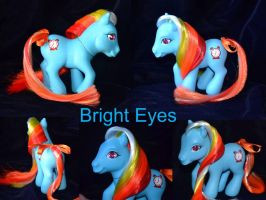 Bright Eyes by Soulren