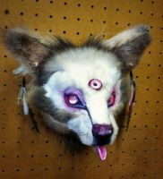 Mischief Spirit Taxidermy by MonicaMcClain