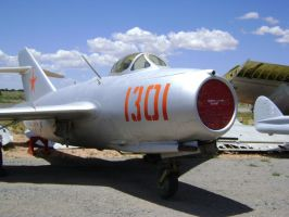 Mig 15 by MacArther