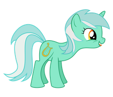 Lyra Likes What She Sees by V0JELLY