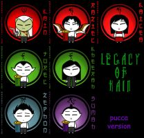 Legacy of Kain - Pucca version by Magrad
