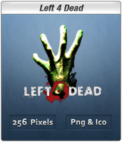 Left 4 Dead Icon by Th3-ProphetMan
