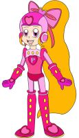 NT Warrior MegaPink by Angel-Sweetheart