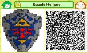 Hylian Shield Pushmo by Slashser