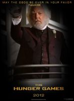 President Snow by fillesu96