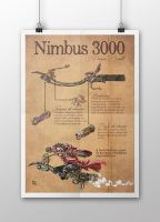 Nimbus 3000 by brunoces