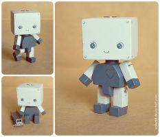 Robot by Katy-Doll