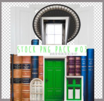 03   STOCK PNG PACK by dariayourlocalidiot