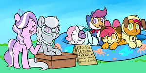 Petting Pool by Mini-Tea