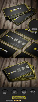 Anex Premium Corporate Card by calwincalwin