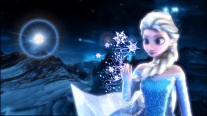 Let it go*Elsa* by Soraya-Mendez