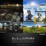 Fakehdri Packs #173-176 by fakehdri