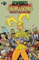 ZvC Geektacular 1 - Cover E by BillMcKay