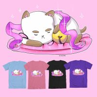 Sleepy Puppycat by Zamiiz