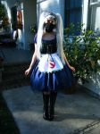 Me as Lolita Kakashi by gothiclolita-girl