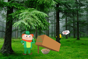 How to catch the Leprechaun by pikachuandpichu106
