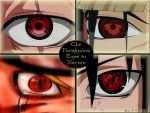 The Paralyzing Eyes in Naruto by Kyouri-gon