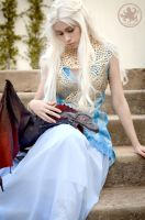 Mother of dragons by Teodorak