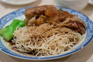Beef brisket noodles by patchow