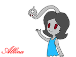 It's Just Allina. by Rotommowtom
