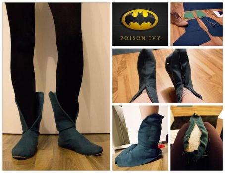 PoisonIvy - Shoes Tutorial by Jacklinn